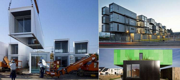 Arqcontainer arquitectura basada en contenedores - Casas hechas con contenedores precios ...